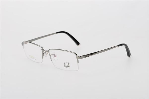 Compre 2017 Gafas De Cuadro De Marca Nuevo Marco De Titanio 61635 ...