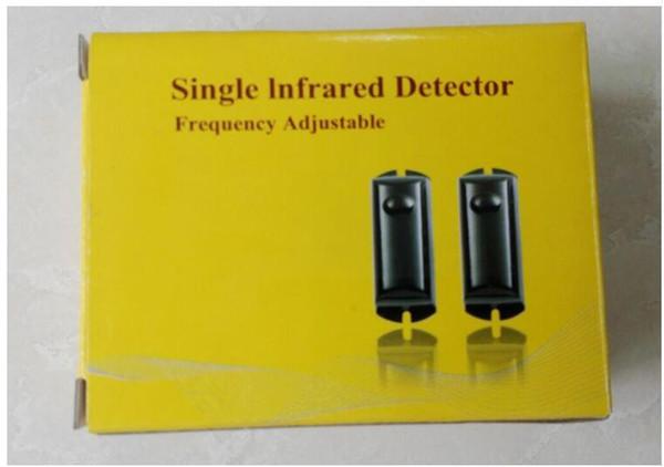 Aktiver Infrarotstrahl-Sensordetektor ABO-10F einzelner Lichtstrahl Regen-Beweis staubdicht für das Schieben der Schwenktür-Haussicherheit