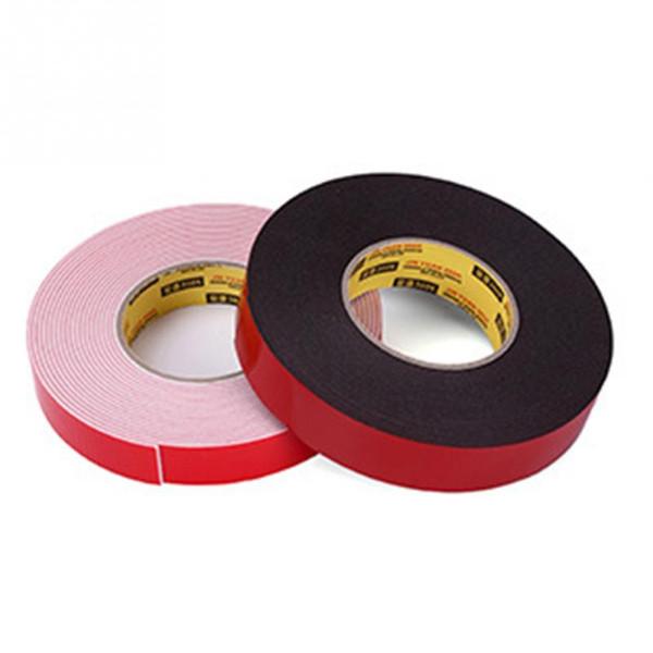 7M/15M car sticker auto adhesive tape vehicle double sides tape sticker foam faced adhesive tape