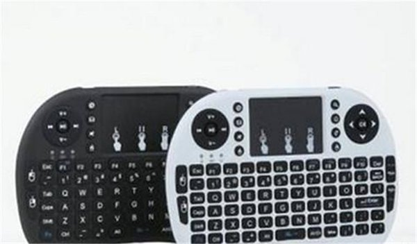top popular i8+ Mini Wireless Keyboard 2.4GHz Air Mouse Gaming Handheld Touard 2.4GHz Touchpad Remote Control For M8S MXQ MXIII TV BOX Mini PC 2021