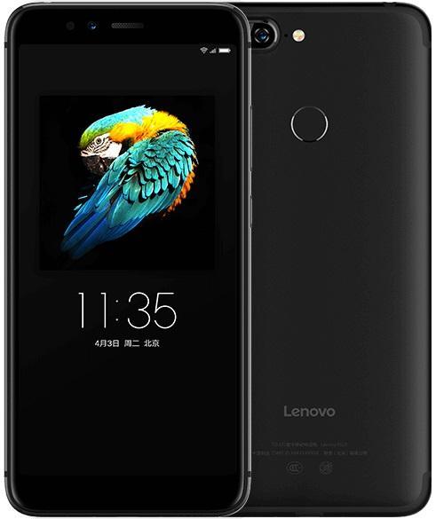 """Original Lenovo S5 K520 4G LTE Mobile Phone 4GB RAM 64GB ROM Snapdragon 625 Octa Core 5.7"""" Full Screen 16.0MP Fingerprint Face ID Cell Phone"""