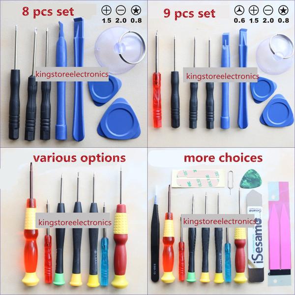 Cell phone repair tools,8 pcs set tool kit for cell phone repair and disassemble,cell phone battery repair tools kit 8 in 1