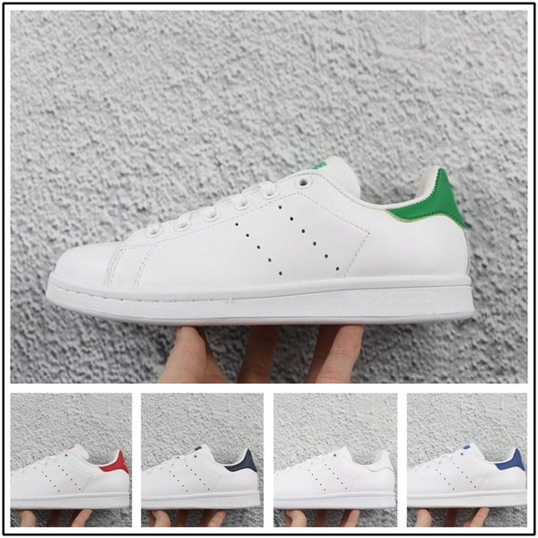 online store fbbe2 241e3 2019 2016 Raf Simons Stan Smith Spring Copper White Pink Black Fashion Shoe  Man Casual Leather Brand Woman Man Shoes Flats Sneakers From Wycgcg, ...