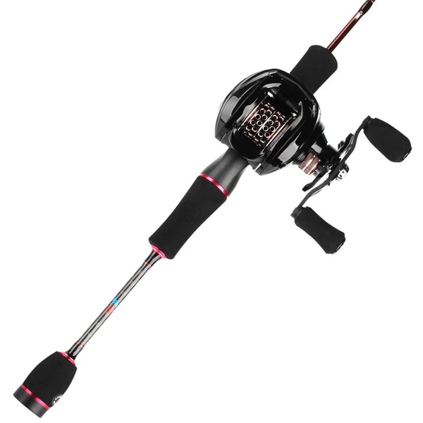 best selling RoseWood New Trout Fishing Set Casting Rod & Reel Combo (2 Piece), 6' Length, Ultra Light, Travel Ultralight Fishing Pole Kits