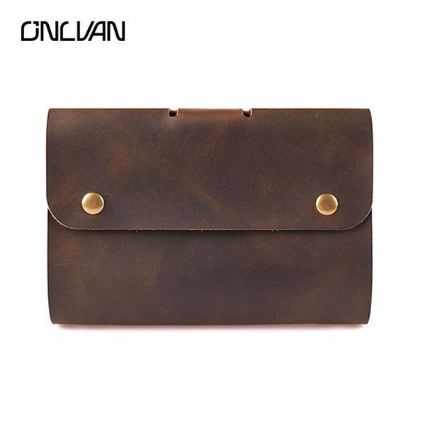 ONLVAN Split Leather Notebooks Vintage Style Handmade NotSchool Tools Luxury  Travelers Sketchbook Office Accessories