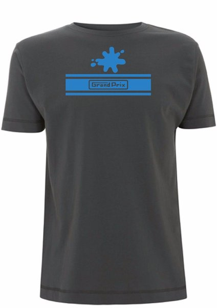 classico Lambretta striscia GP t shirt splat 200 grand prix scooter mod li sx tee Divertente spedizione gratuita Unisex Casual tee regalo maglietta