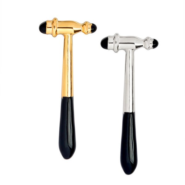Reflex Hammer Pin Medical Jewelry Diagnostic Hammer Health Care Relaxation Message Tool Brooches Pins Chemistry Jewelry Doctor/Nurse Brooch