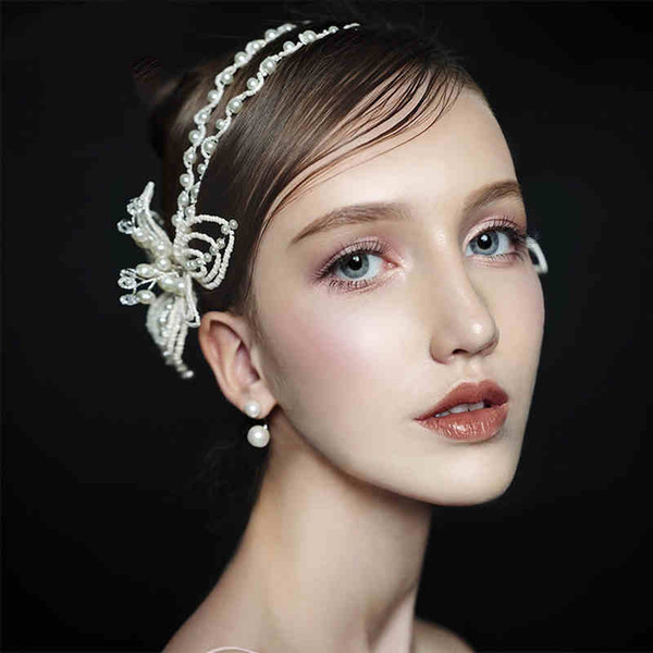 2018 Bling Hand Made Wedding Hair Accessories