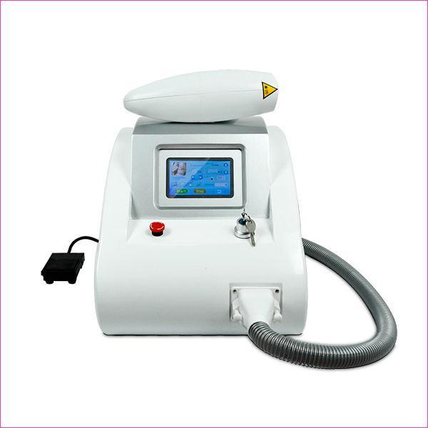 2018 HEIßER Qualität Q schalter Yag laser tattoo entfernungsmaschine tattoo laser behandlung hautverjüngung ausrüstung