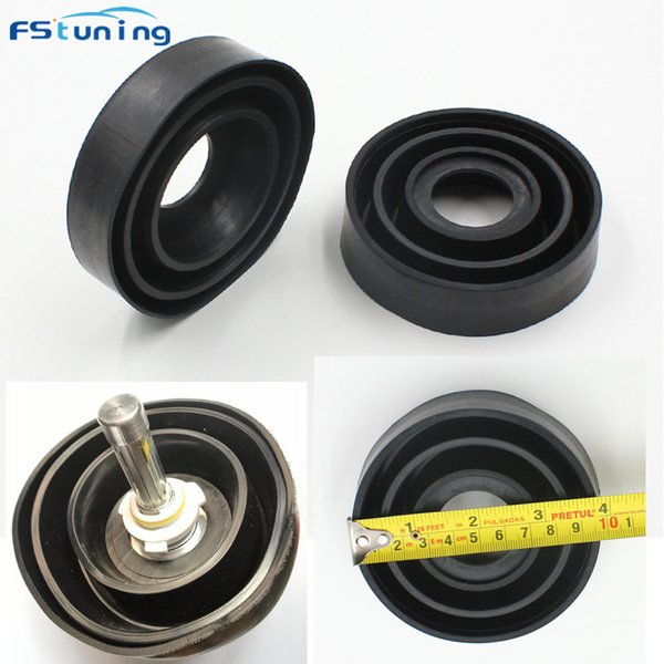 FSTUNING HID LED Headlight Car Dust Cover for h4 9003 hb2 h13 9008 9004 9007 Rubber Waterproof Dustproof Sealing Headlamp Cover