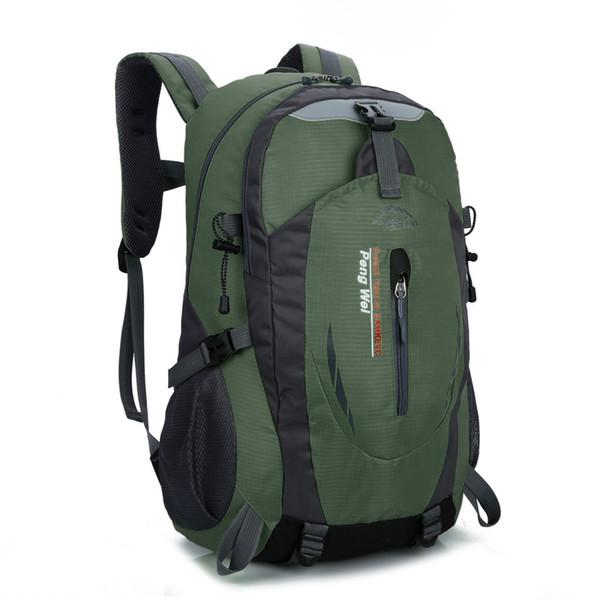 Mochila Laptop de Viagem dos homens 15.6,17.3 Polegada Verde Azul Vermelho À Prova D 'Água Nylon Grande Mochila para Adolescentes Menino Bolsa de Ombro