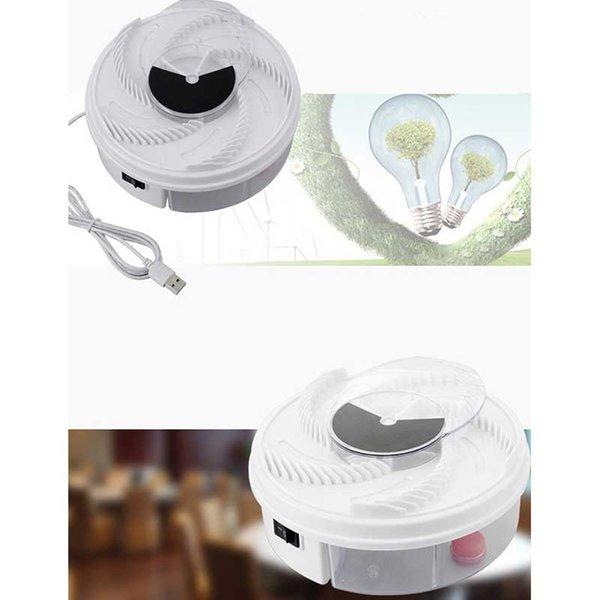 Usb-kabel Elektrikli Anti Flytrap Haşere Catcher Killer Kovucu Bug Böcek Kovucu Sinek Tuzak Cihazı Tuzaklama ile Gıda Haşere Kontrolü