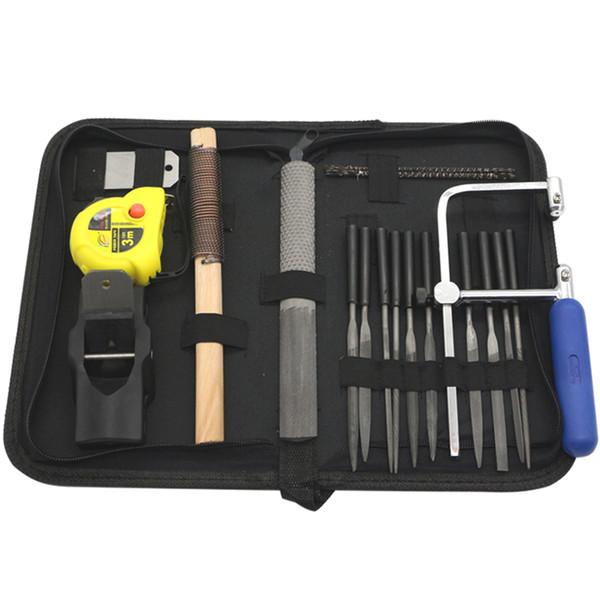 Handy Coping Saw Handsaw Plane Rasp Needle File Kit Mixed Tool Set