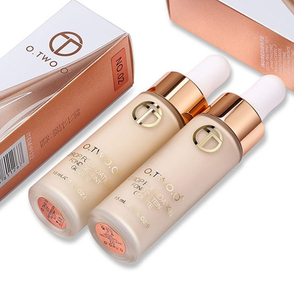 Brand O.TWO.O Face Primer Make Up Base Foundation Primer Makeup Oil-Control Moisturizing Face Smoothing Transparent Cosmetics