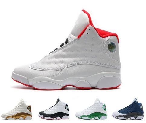 2017 economici nuovi 13S Cina mens scarpe da basket scarpe sportive all'aperto di alta qualità per gli uomini molti colori US 8-13 Trasporto di goccia libero