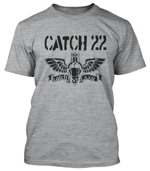22 T-shirt Ska Punk Catch yakalayın - 22