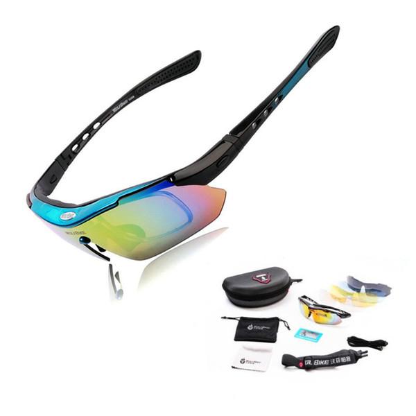 5 Lente Polarizada Ciclismo Óculos Miopia Quadro para Ciclismo Óculos de  Sol Eyewear Esportes Ao Ar f13edb2ef5