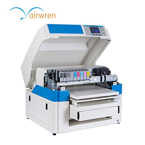 Large Format Digital Textile Printing Machine Fabric Printer With White Ink