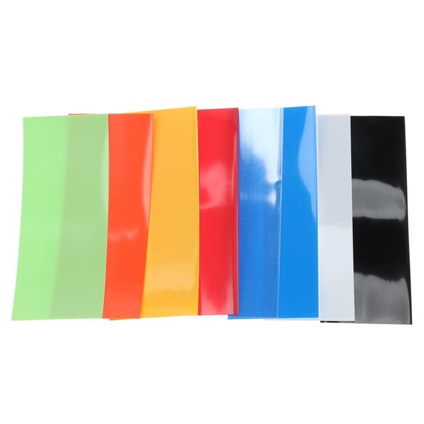 280pcs PVC Heat Shrink Tubing Tube Sleeves for 18650 Battery with Storage Box Heat Shrink Set Cable Sleeve Heat Shrink Tubing Tube Wrap NB