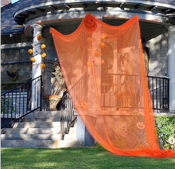 2018 Halloween Ghost Festival decorations, terrorist props, bars, shopping malls, haunted houses, phantom hangs ghost.free shipping
