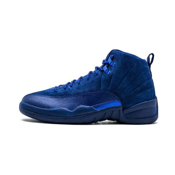 Satın Al Yeni Xii 12 Bordo Koyu Gri Mens Basketbol Ayakkabı Spor 12