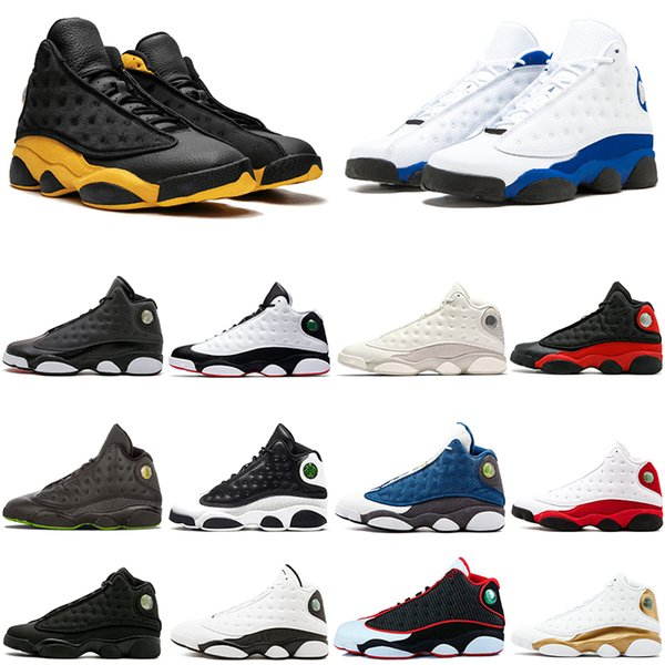 13 13s Melo He Got Game men basketball shoes Phantom black Chicago bred Melo Class of 2003 Hyper Royal sports sneaker free shipping