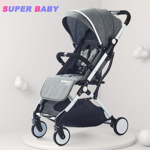 ultra-leve portátil carrinho de bebê assentos reclináveis mini guarda-chuva do bebê dobrável carrinho de criança
