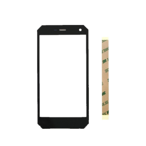 5.0inch Black For DEXP IXION P350 Cell Phone Front Outer Glass Lens Repair Touch Screen Outer Glass