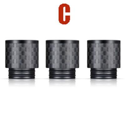 C (810 탄소 섬유 드립 팁)