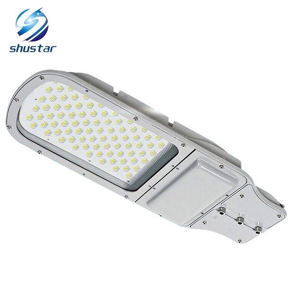 LED Sokak Işık 30 W 40 W 50 W 60 W 80 W 100 W 120 W Yol Bahçe Park Yolu Karayolu Sokak Lambaları Streetlight Dış Aydınlatma