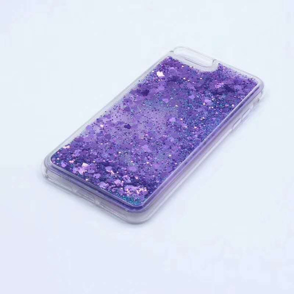 High quality bling crystal Liquid glitter case 360 degree cellphone protector Defender rugged shockproof waterproof phone case back cover