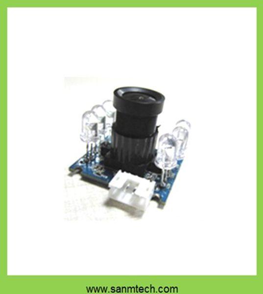 1 M 720 P kızılötesi hd iris tanıma kamera modülü | 850 dar bant etkisi, katılım makinesi için özel