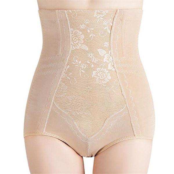 Women Body Shaper Control Slim panties Shaped Underwear Tummy Corset High Waist Shapewear Panty Underwear plus size M to 5XL