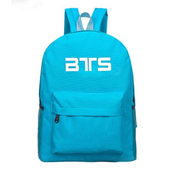 kpop school bags bts mochilas de moda rucksack ladies backpack shoulder bag korean travelling back pack small bagpack for girls
