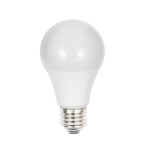 Lámpara de lámpara LED RGB Wifi Dimmable E26 Luz de color RGB para Smart Home Support para Alexa y Google Home