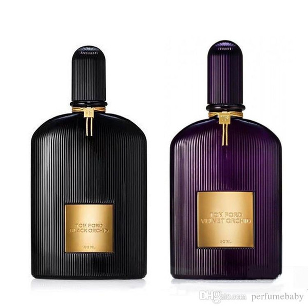 Two flavors to choose from! free delivery! ! Women's Perfume 100ml Midnight Orchid Velvet Orchid Perfume Lady EDP