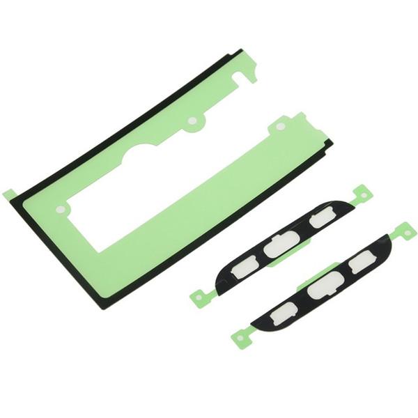 1 Set S6 S7 Edge cinta adhesiva de vidrio frontal para Samsung Galaxy S8 S9 Plus pantalla táctil LCD pantalla externa de reparación de vidrio adhesivo