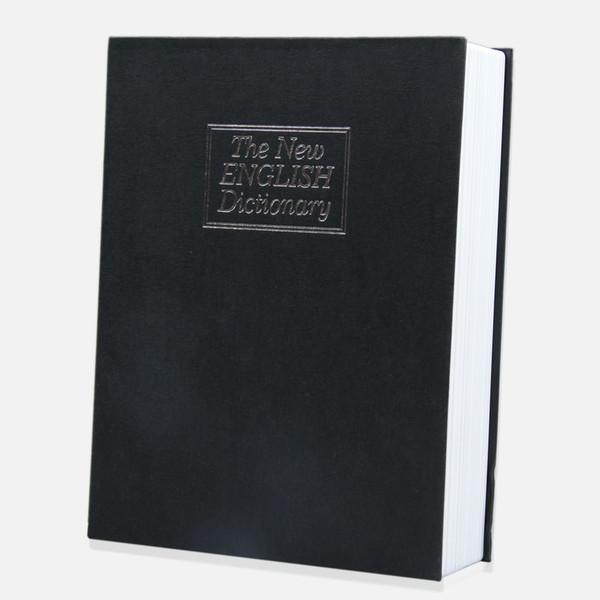 Stockage À La Maison Coffre-Fort Dictionnaire Dictionnaire D'argent Livre Secret Trésorerie Bijoux Coffre-fort Boîte De Rangement Organisateur Avec Serrure À Clé