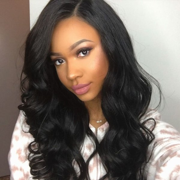 Lace Front Wigs Big Loose Water Natural Wave
