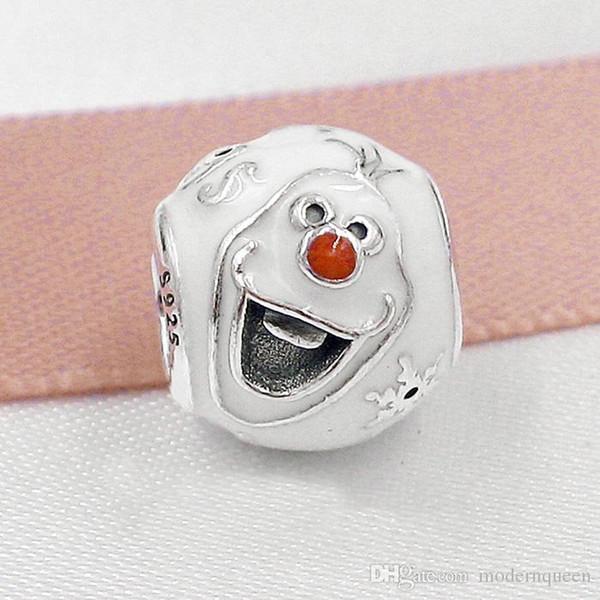 5 teile / los Disny großhandel DISNY charms silber 925 original passt pandora stil armbänder 791794ENMX H6