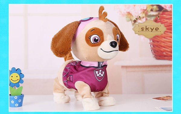 Walk Bark Sing Toy Dog Kids Toys Best Gift Baby Musical Interactive Electric Pets Juguetes electronicos caminha para cachorro
