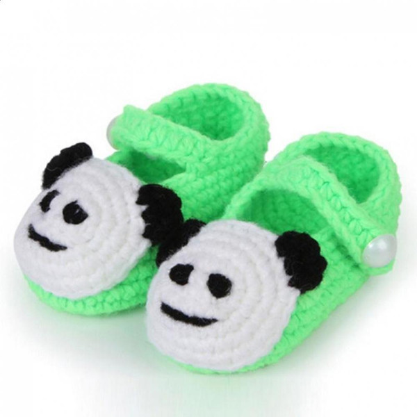 Walker for 1Pair Handmade Sock Infant Crochet Casual Baby Girls shoes Shoes baby Knit girls Woolen Cute Crib