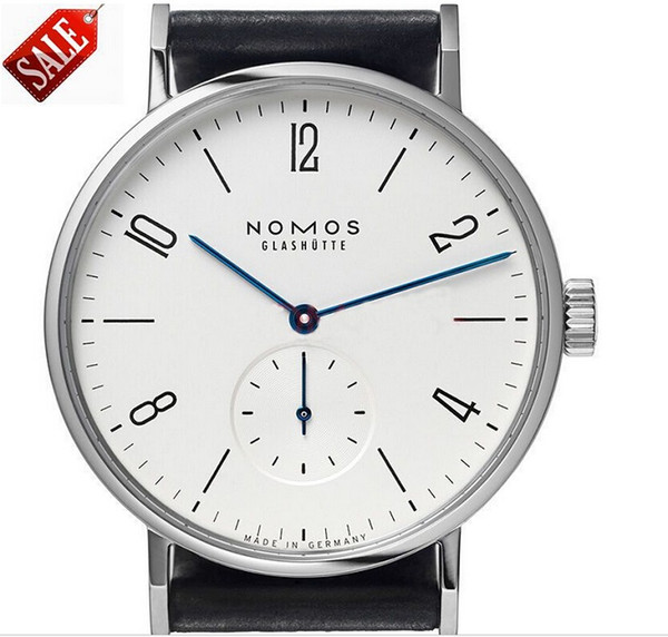 Best-Seller Brand NOMOS Dial digital Relojes de moda para hombre y mujer Popular banda de malla de metal reloj de cuarzo impermeable diario El mejor regalo