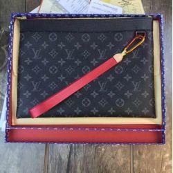 M61691 WOMEN MEN CLUTCH BAGS HANDBAG PURSE WALLET wallet purse Belt Bags Mini Bags Clutches Exotics