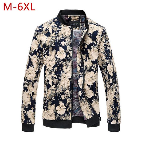 Plus Size 6XL Jaqueta De Algodão Para Homens Primavera Outono Varsity Moda Outwear Windbreak Masculino Faculdade Streetwear Trench Coat XMR21