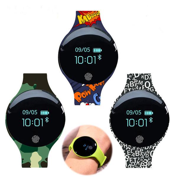 Smart watch Sport Fitness Watches Smart Bracelet Activity Tracker Band Pedometer Wearable Device Better Than Fit-Bit H8