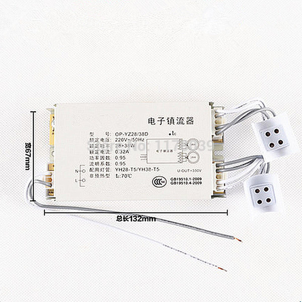 2019 220v 50hz 0 32a 28 38w Ring Lamp Electronic Ballast Ceiling Fluorescent Light Electronic Ballast J16725 From Samanthe 41 33 Dhgate Com