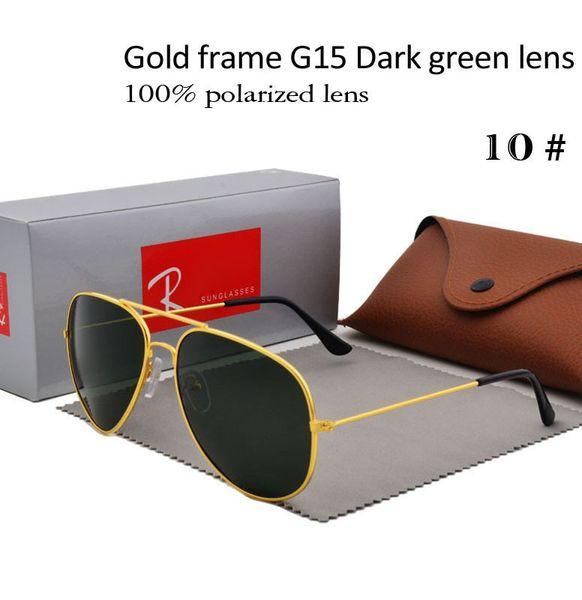 Gold G15 dunkelgrün
