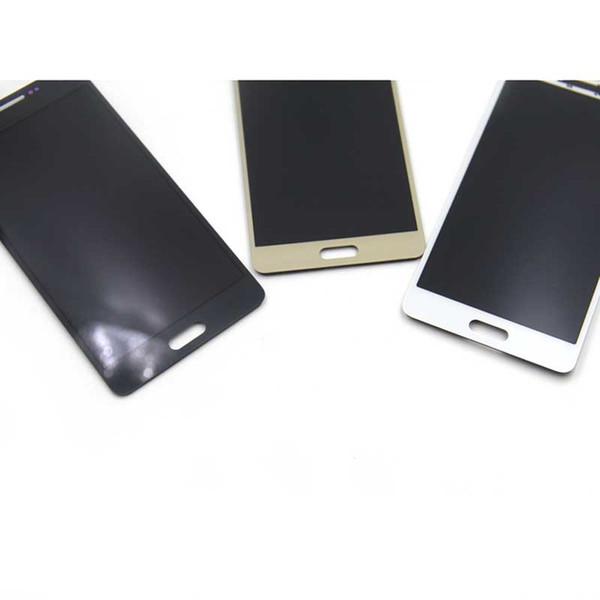 Per Samsung A5 LCD touch screen digitizer A500 Monitor LCD e componenti touch screen (la luminosità non è regolabile)