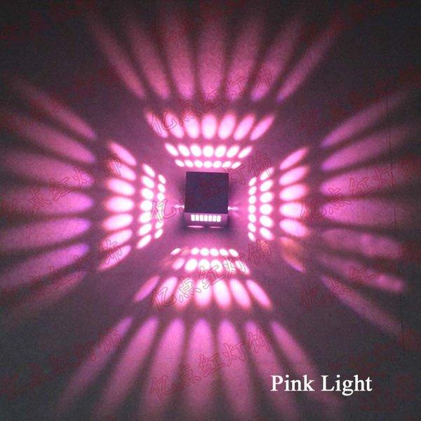 1W 핑크 빛